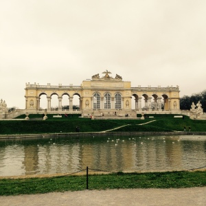 Maria Theresa's hilltop...architectural thing
